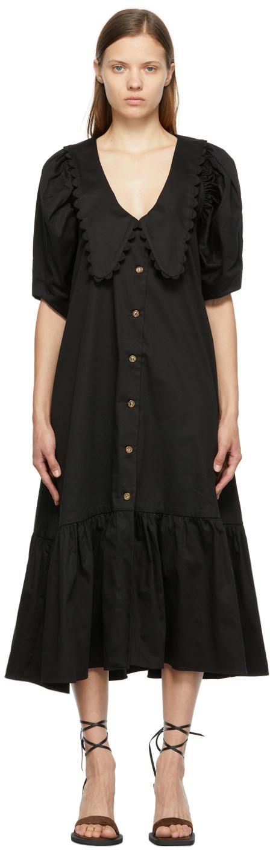 Black Consuelo Dress