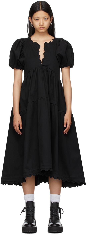 SSENSE Exclusive Black Leana Dress