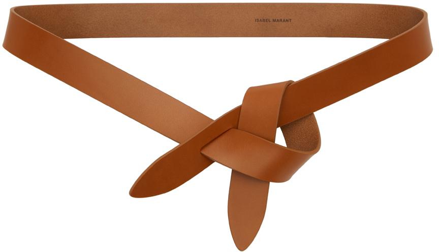 Brown Lecce Belt