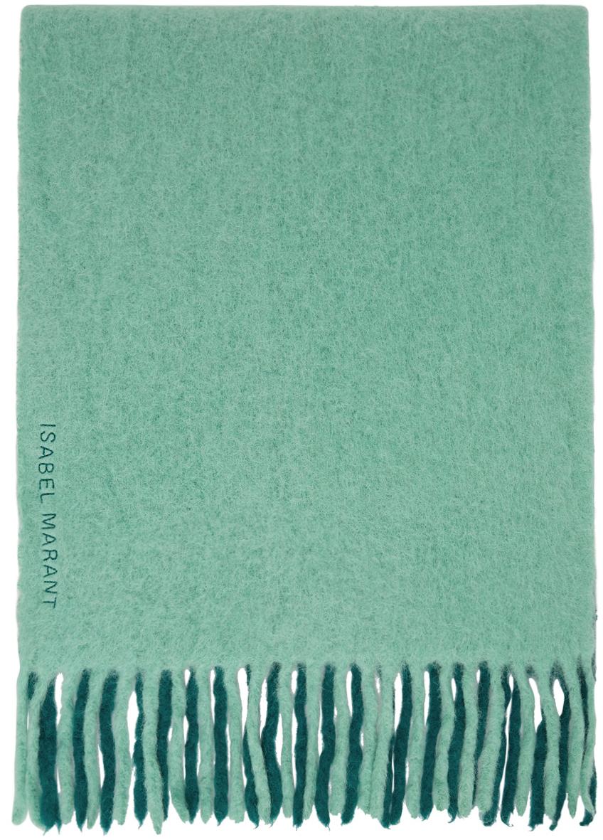 Green Firna Scarf