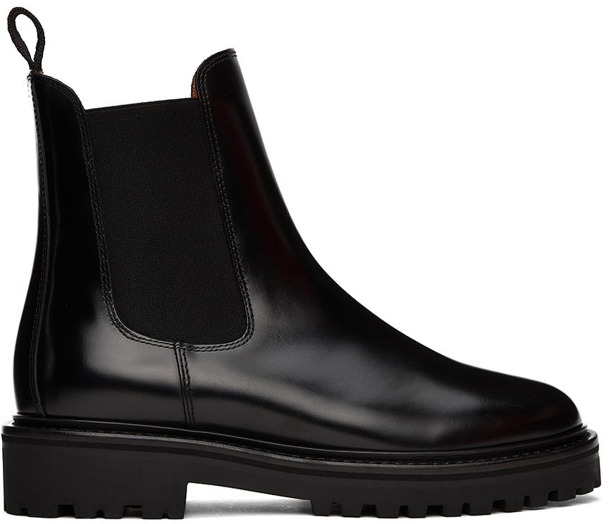 Black Castayh Boots