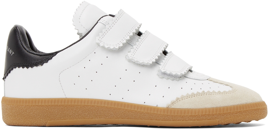 White Beth Sneakers
