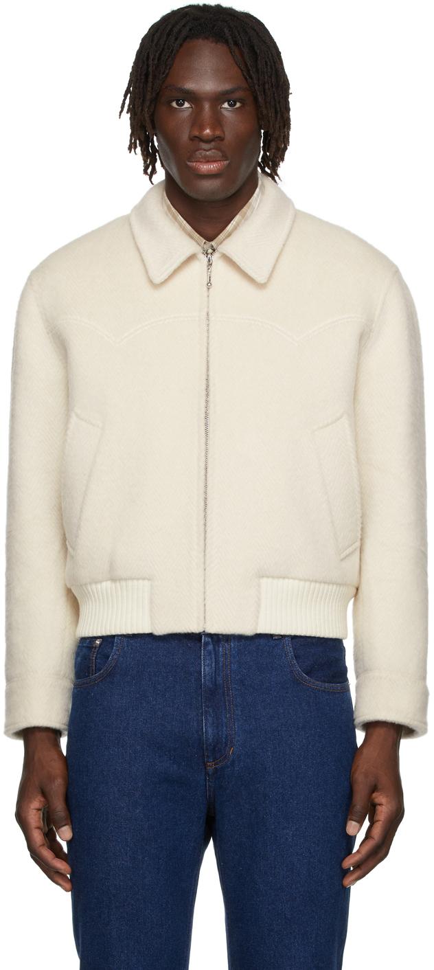 Off-White Western Harrington Jacket