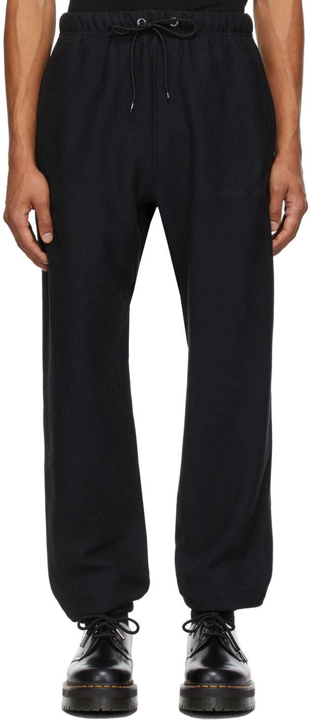 Black 123 Lounge Pants