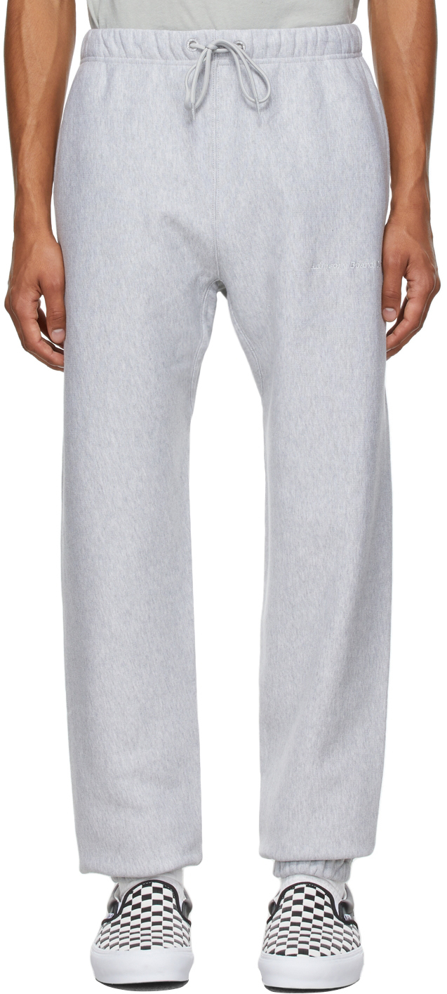 Grey 123 Lounge Pants