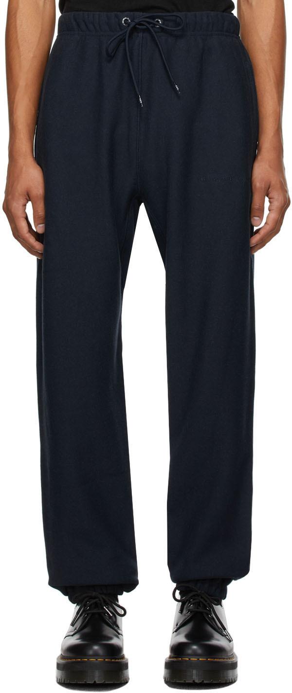 Navy 123 Lounge Pants