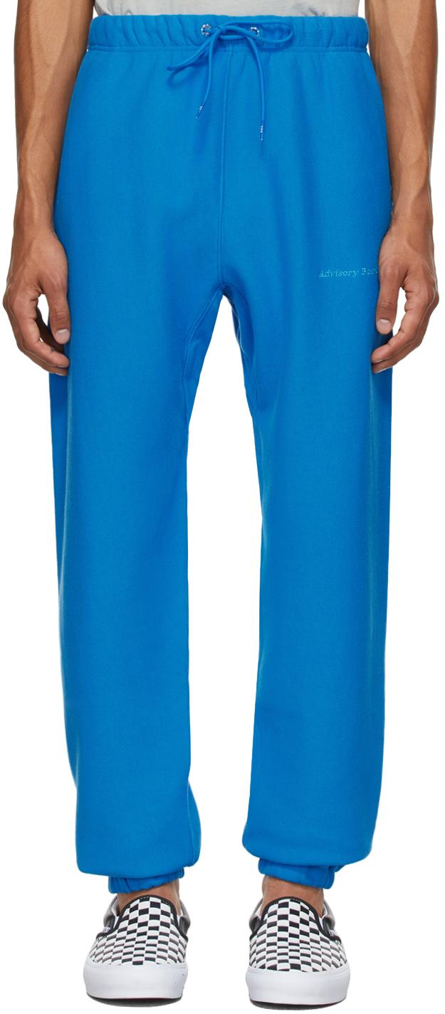 Blue 123 Lounge Pants