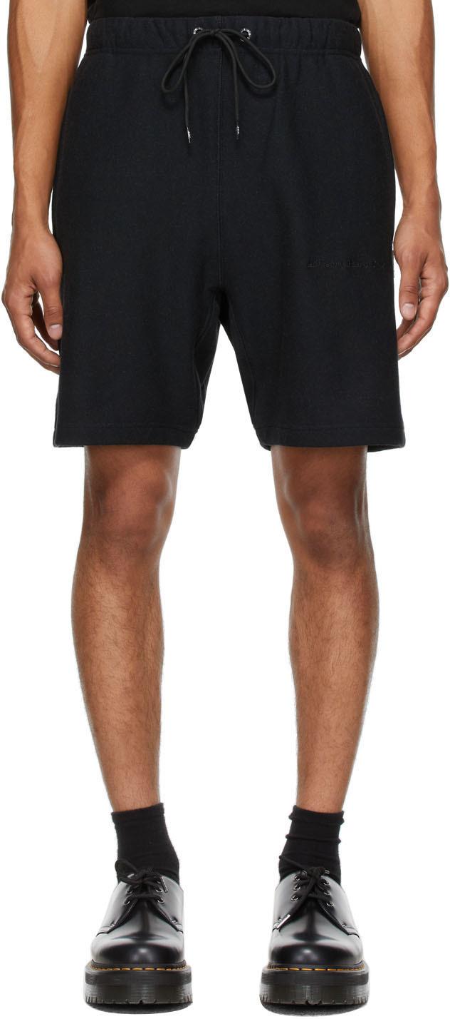 Black 123 Shorts
