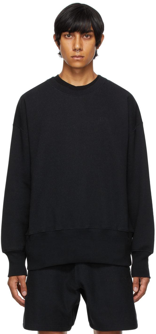 Black 123 Sweatshirt