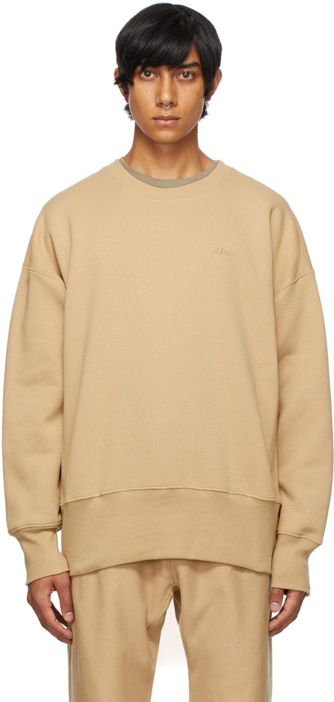 Beige 123 Sweatshirt