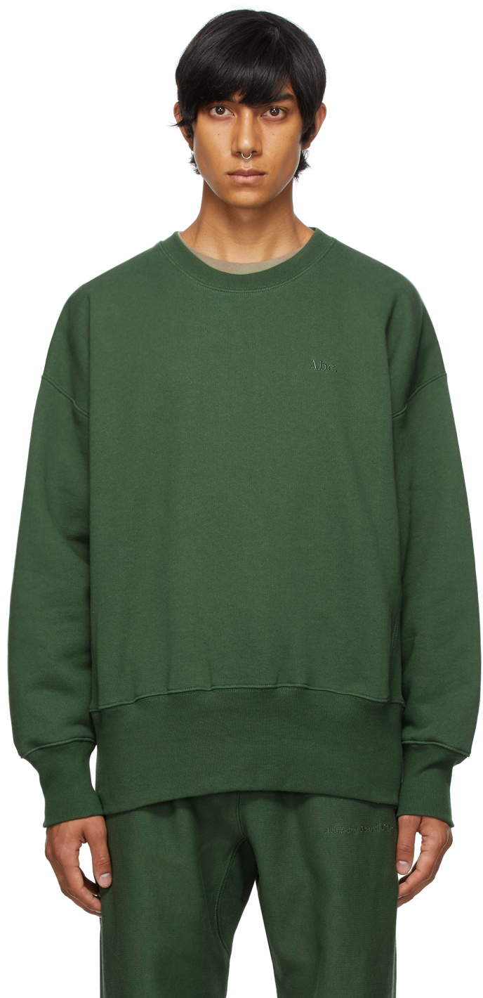 Green 123 Sweatshirt