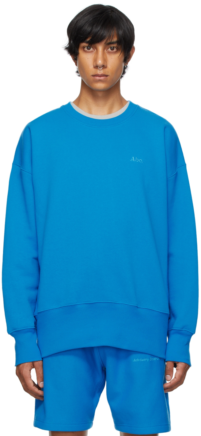 Blue 123 Sweatshirt