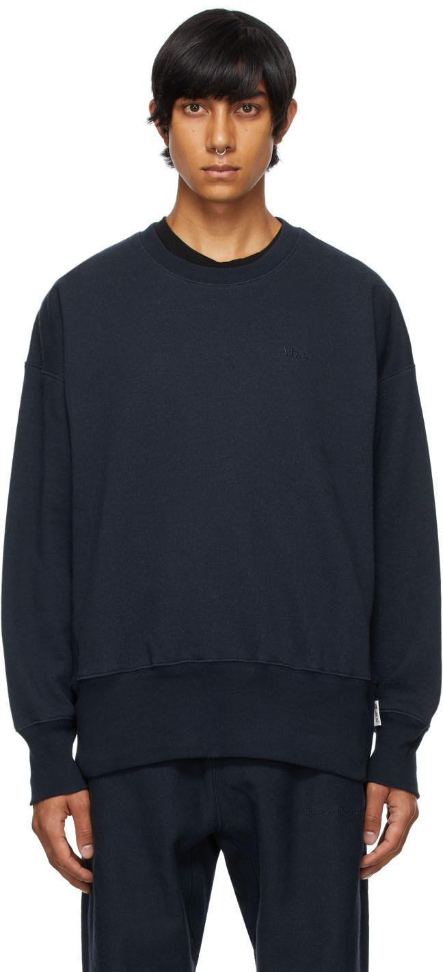 Navy 123 Sweatshirt
