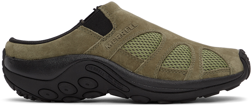 Green Vent 1TRL Jungle Slide Loafers