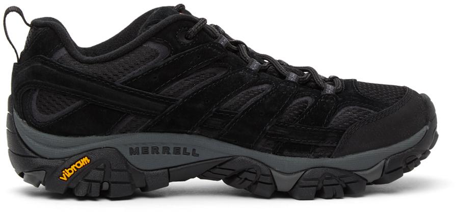 Black Moab 2 Ventilator Sneakers
