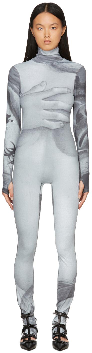 Grey Agnes Jumpsuit