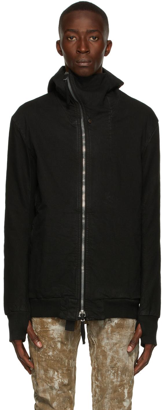 Black Zipper 22.3 Jacket