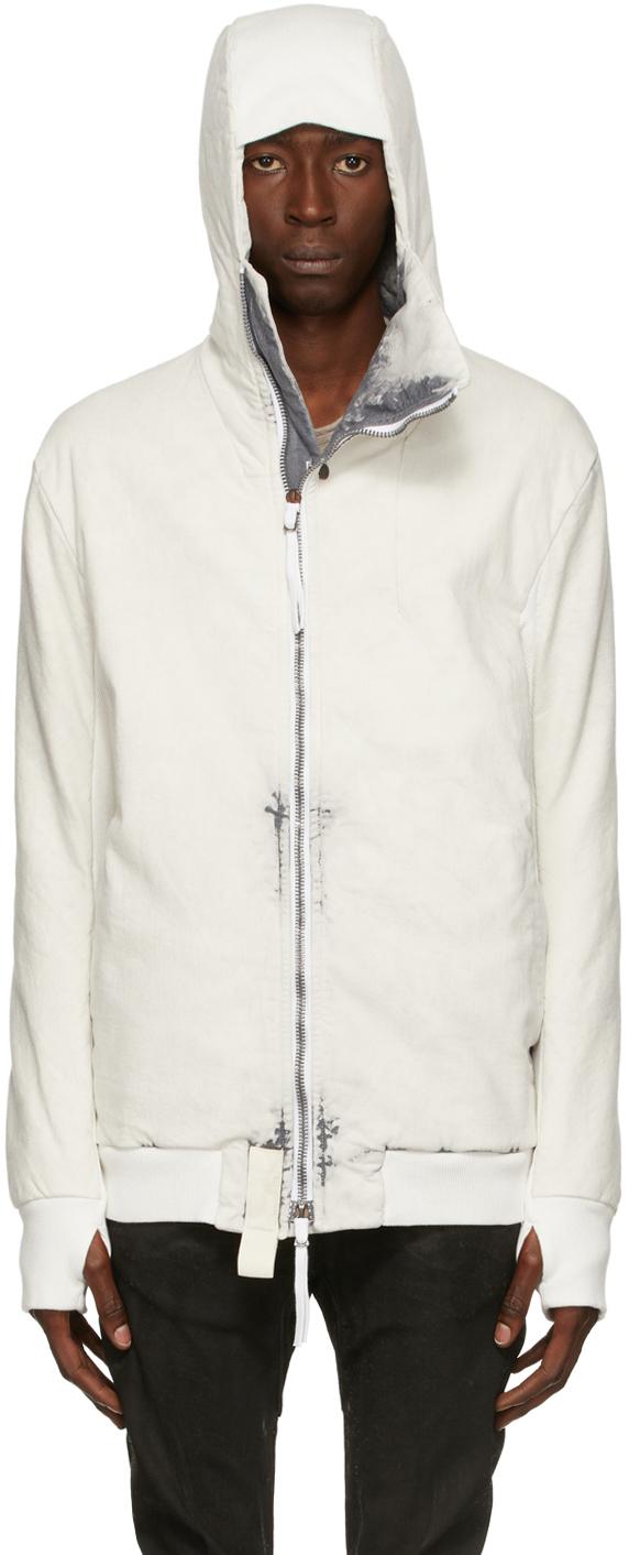 Grey Zipper 22.3 Jacket