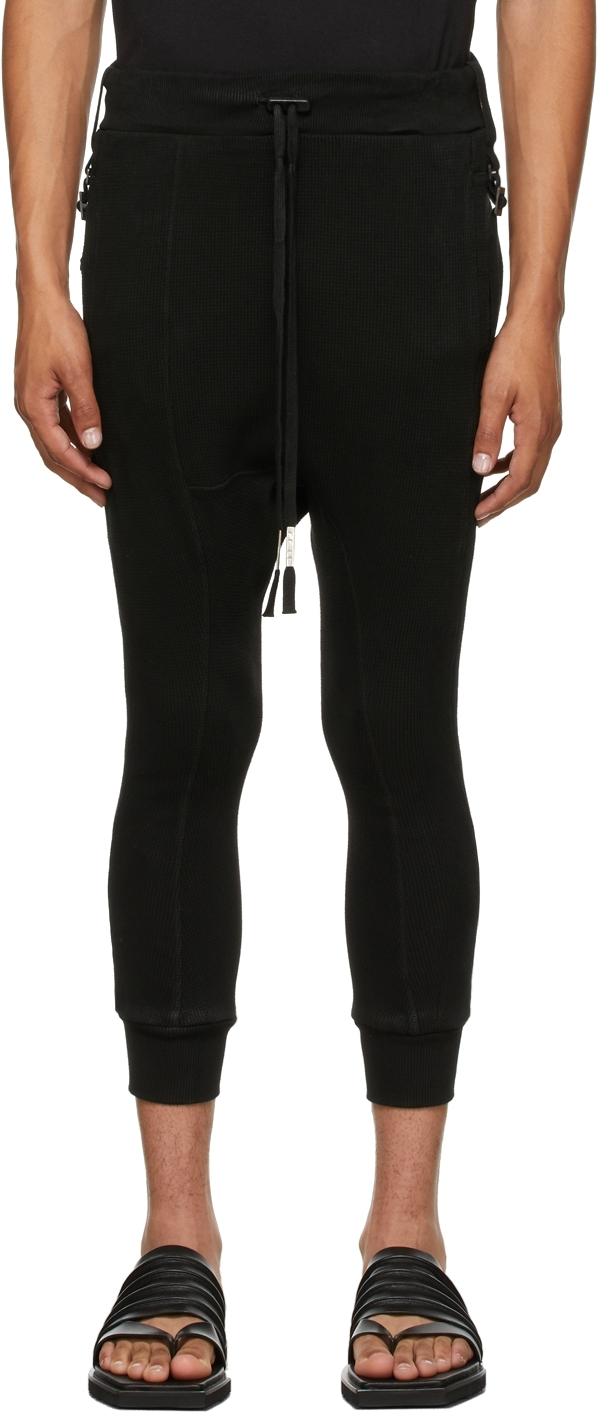 Black LongJohn2.1 Lounge Pants