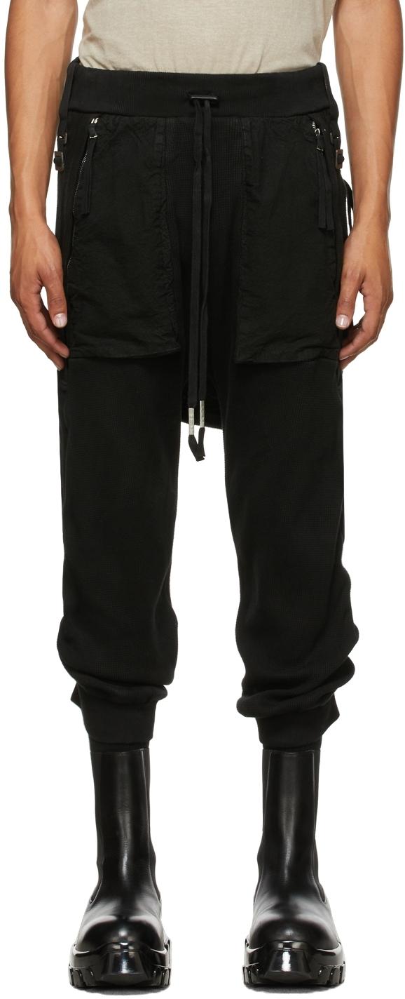 Black P18.1 Lounge Pants