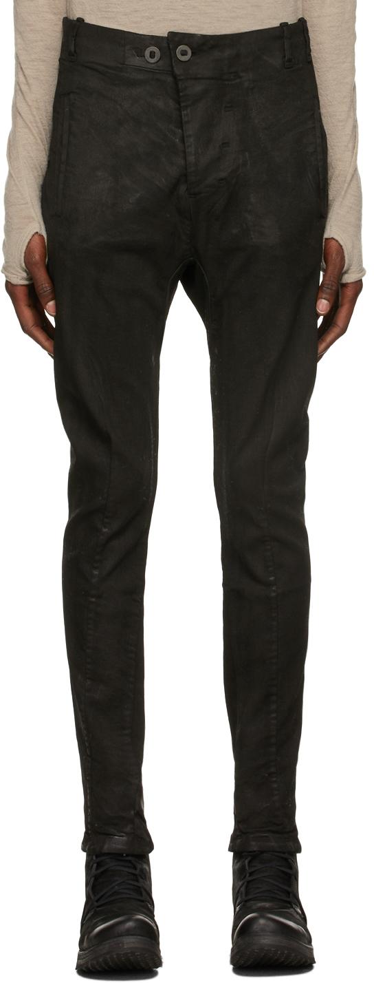 Black P11 Trousers