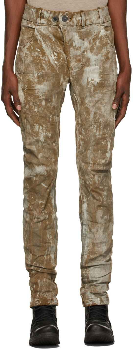Tan P13 Trousers
