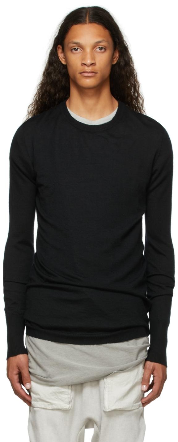 Black Cashmere KN1.1 Sweater