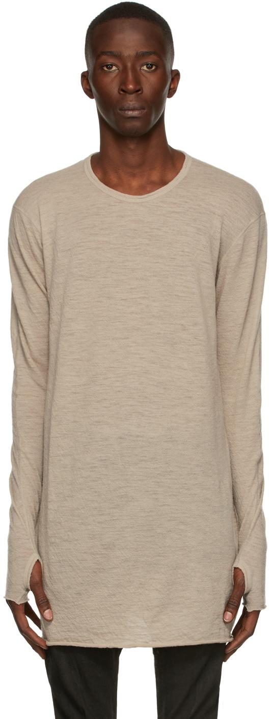 Grey LS1 Long Sleeve T-Shirt