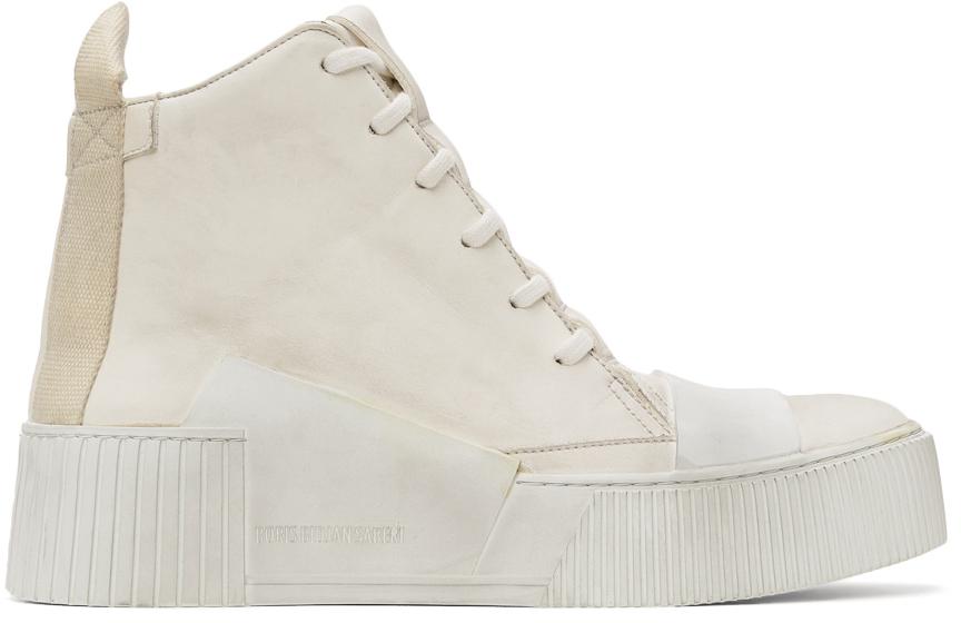 Grey Bamba 1 Sneakers