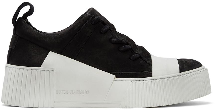 Black & White Bamba 2 Sneakers