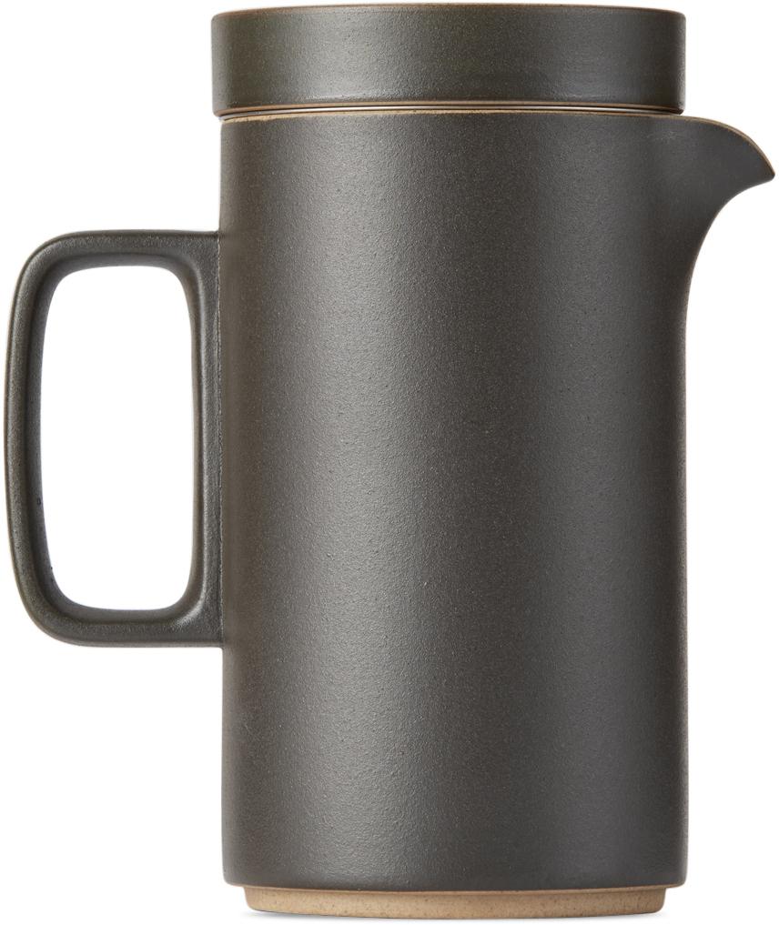 Black HPB037 Tall Tea Pot