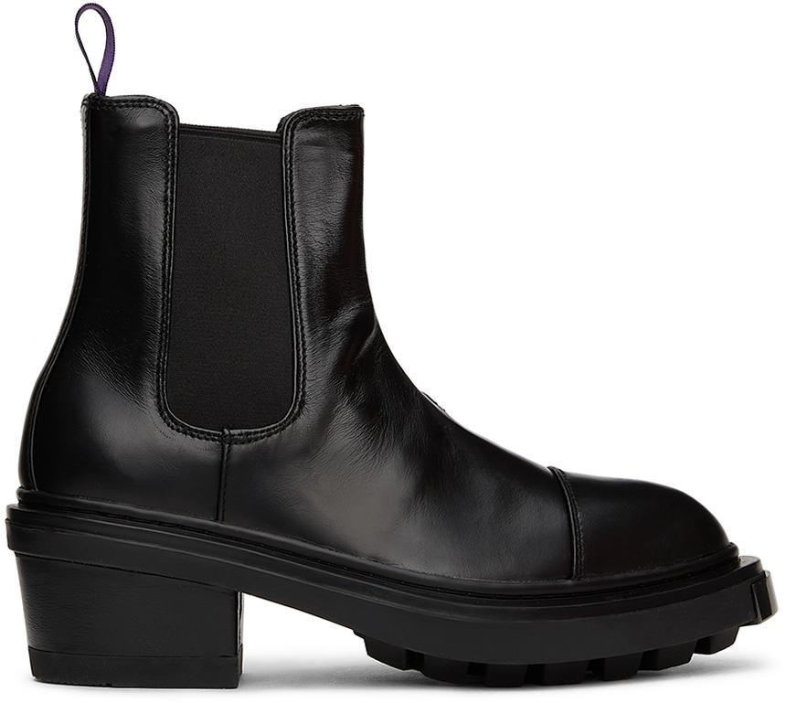 Black Nikita Boots