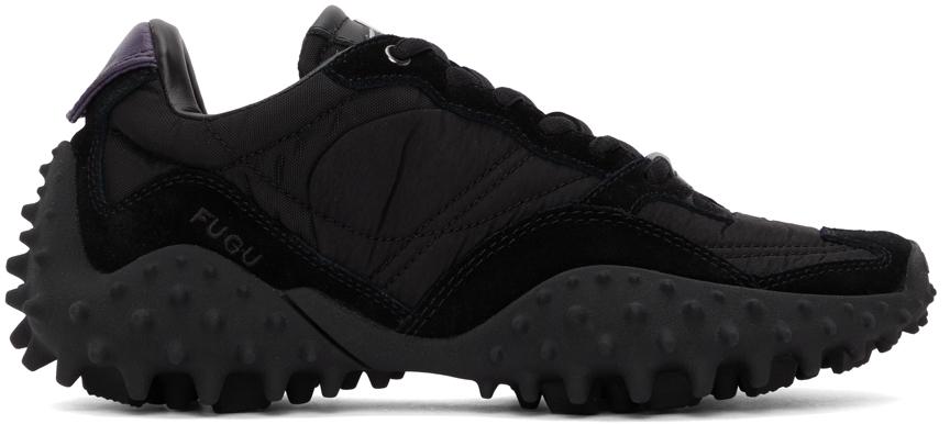 Black Fugu Sneakers