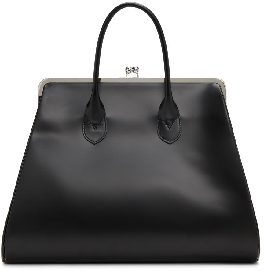Comme des Garçons Comme des Garçons Leather Clasp Bag