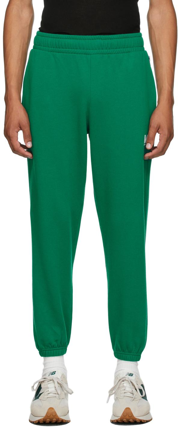 Green 'MA' Lounge Pants