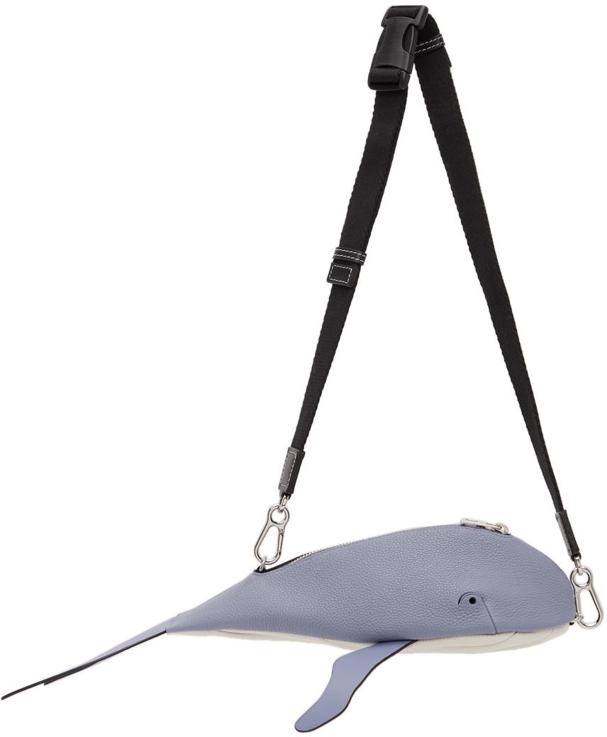 Loewe Blue Whale Bum Bag