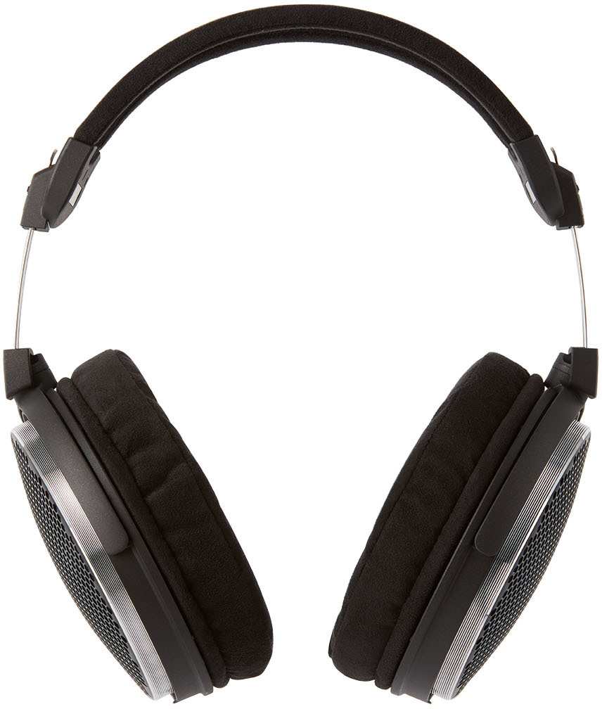 Black ATH-ADX5000 Open-Air Dynamic Headphones