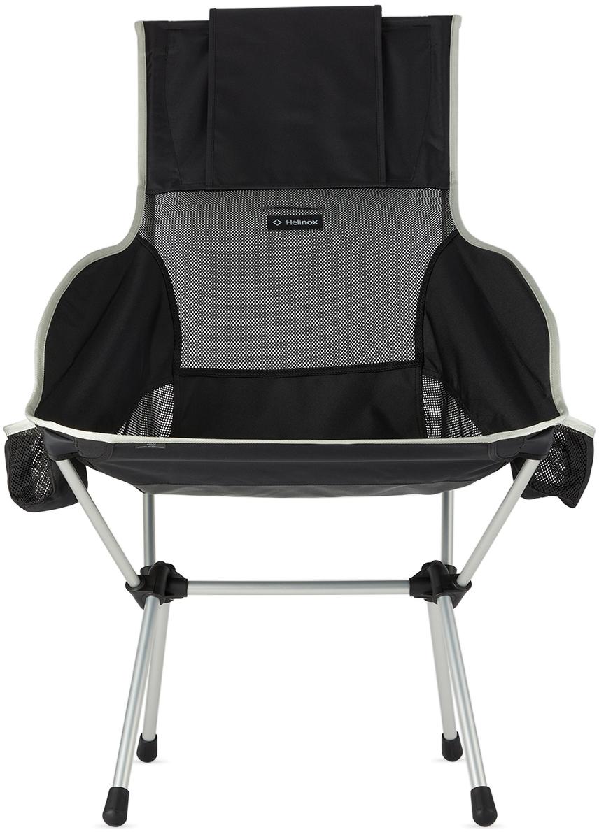 Black Savanna Chair