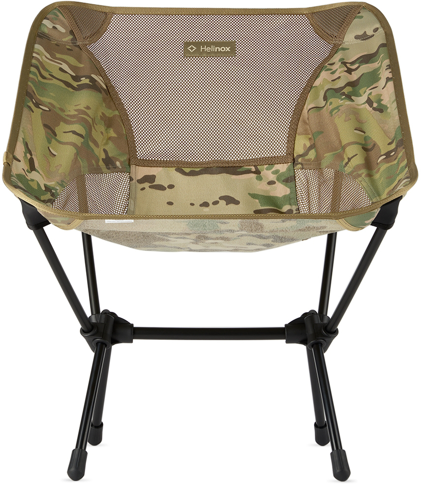 Green Camo One Chair