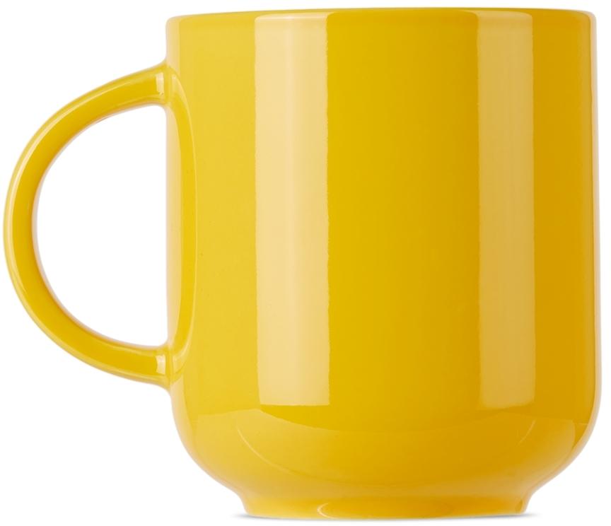 Yellow Color Mug