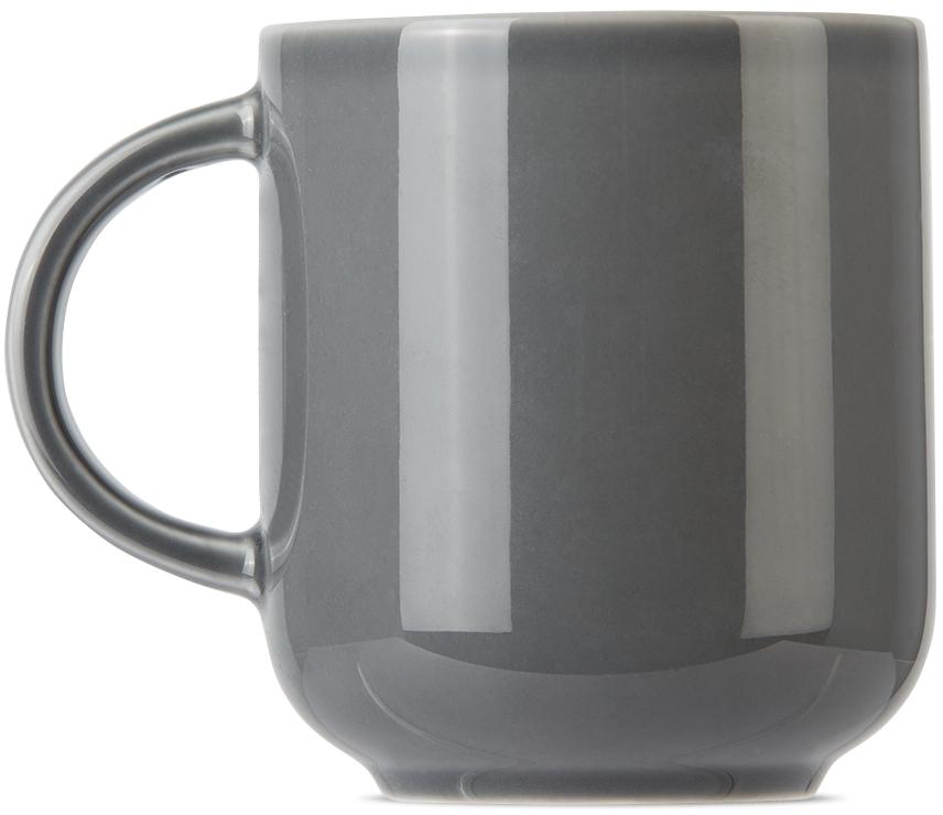 Grey Color Mug
