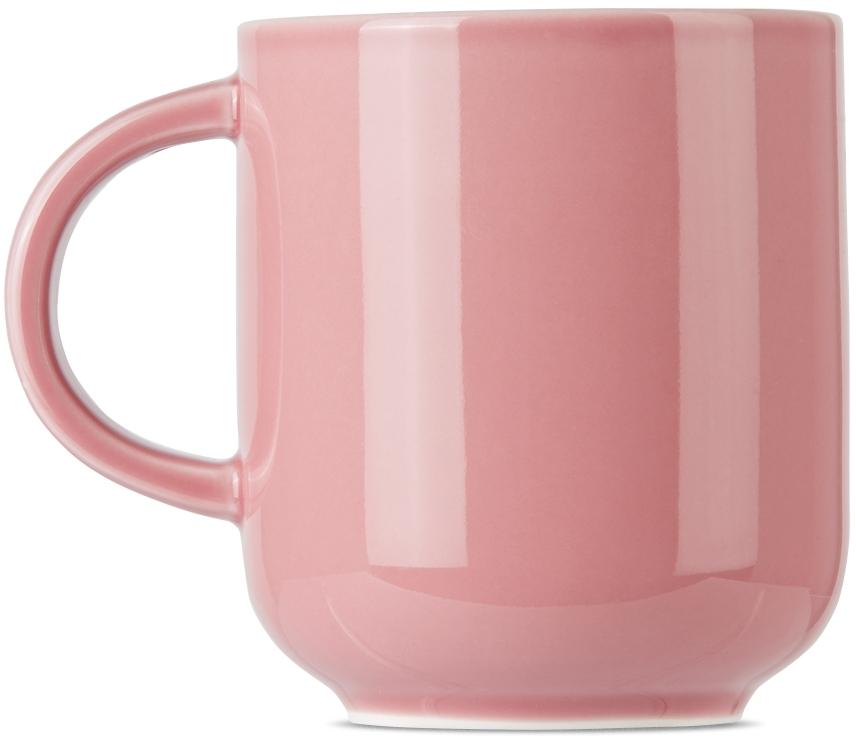 Pink Color Mug
