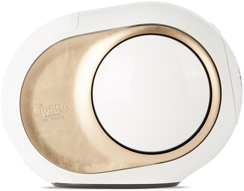 White & Gold Phantom II Opéra de Paris Speaker