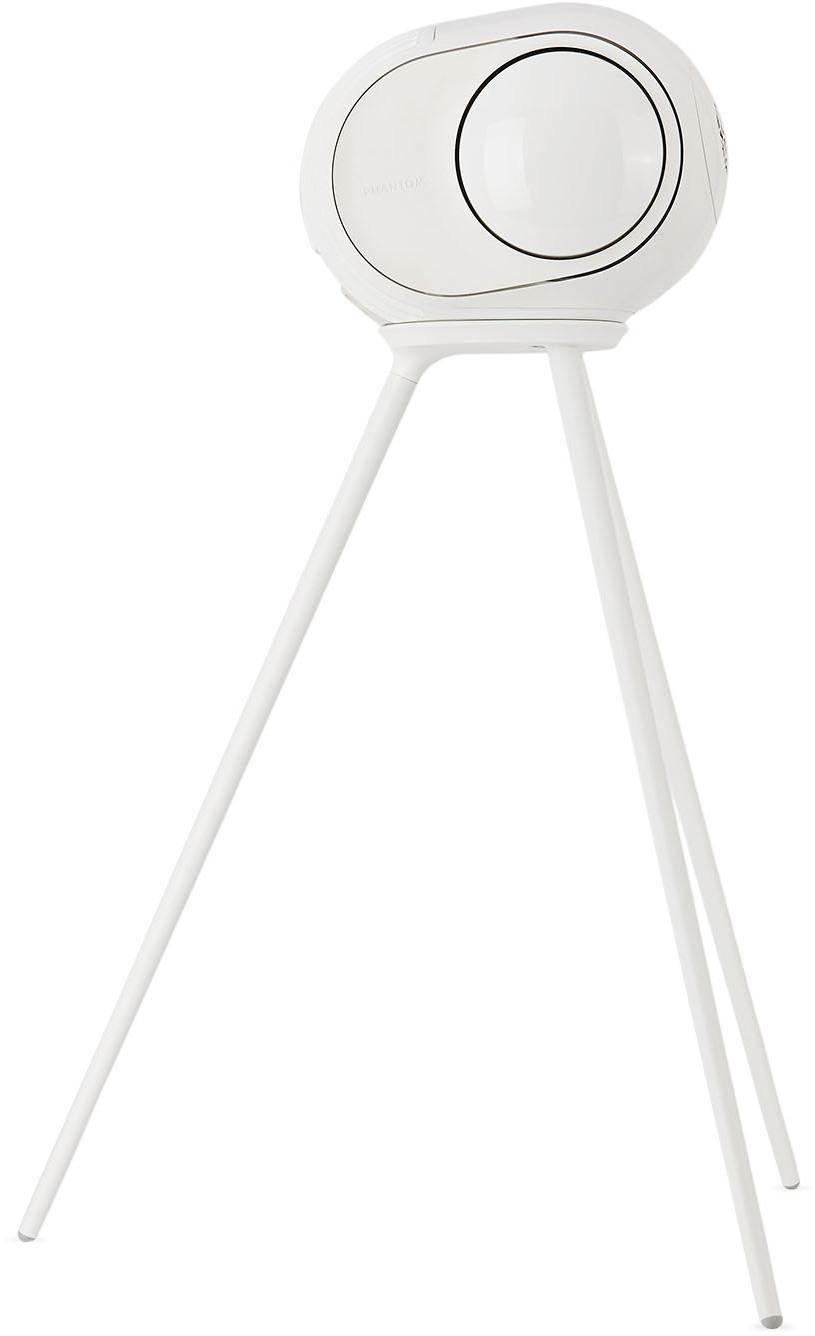 White Speaker Legs