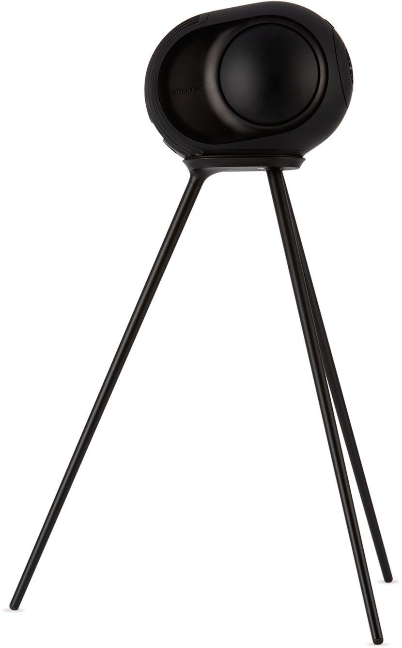 Black Speaker Legs