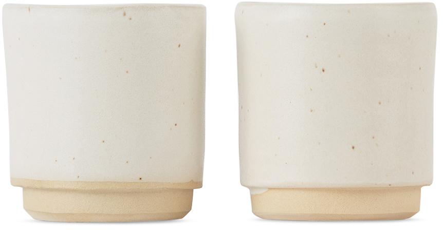 White Otto Cup Set