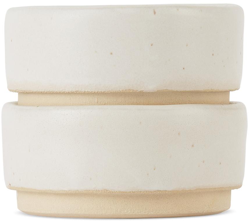 White Small Otto Bowl Set