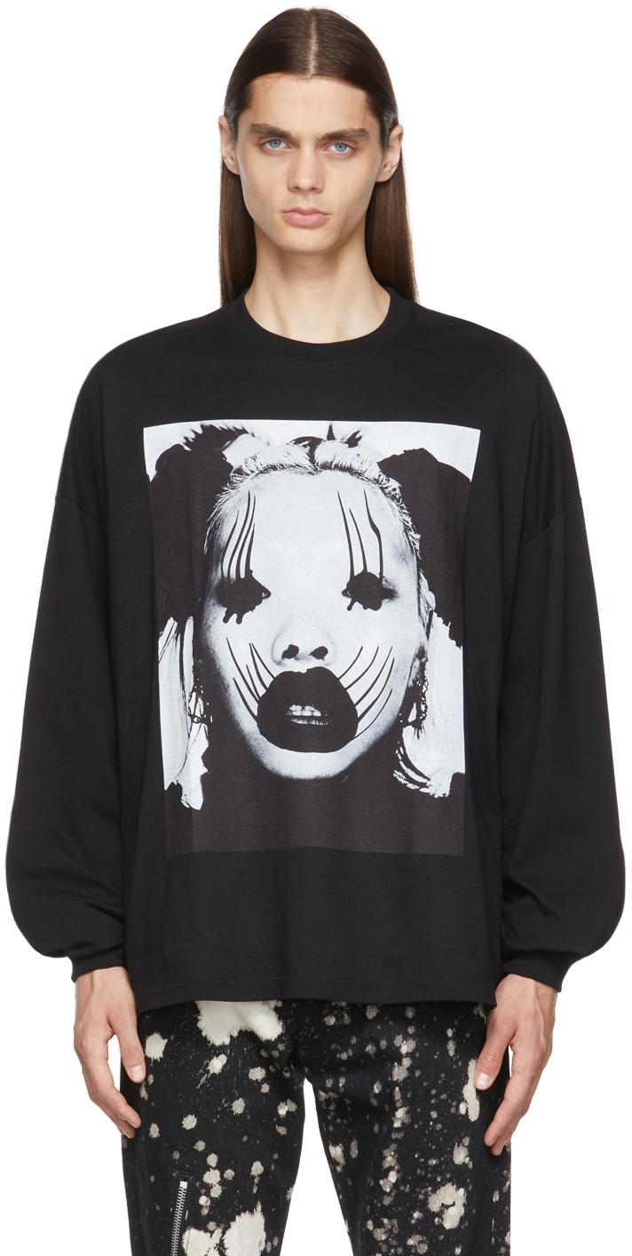 Black Jesse PG2 Long Sleeve T-Shirt