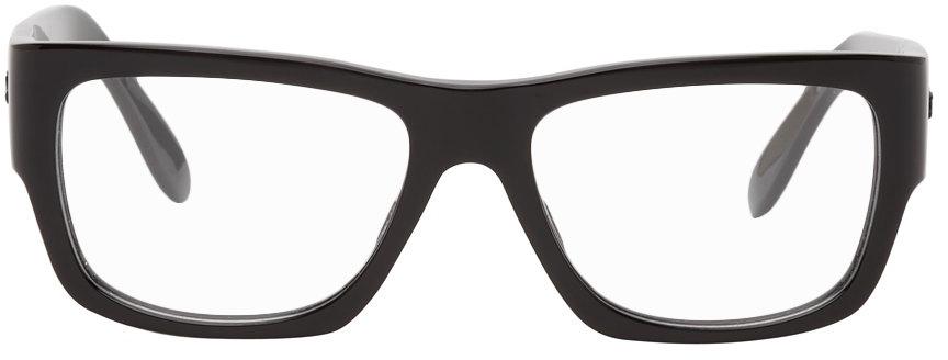 Black Nomad Wayfarer Glasses