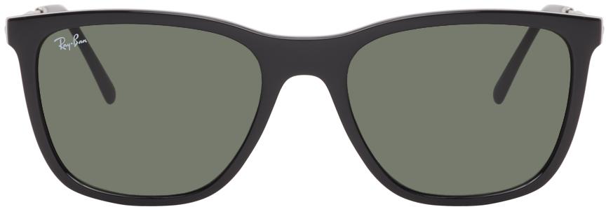 Black Highstreet Sunglasses